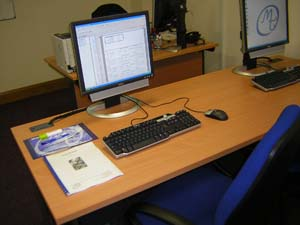 IT Training in Mullan Training's Belfast Offices